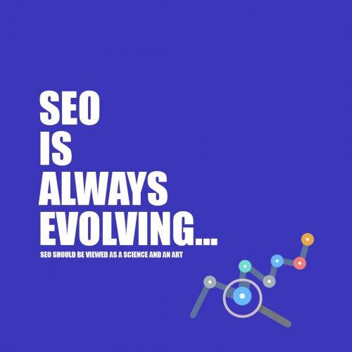 SEO is Always Evolving