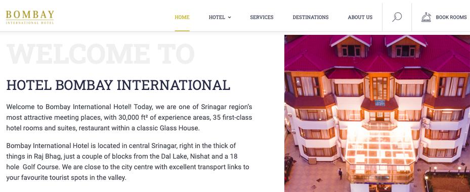 Hotel Bombay International
