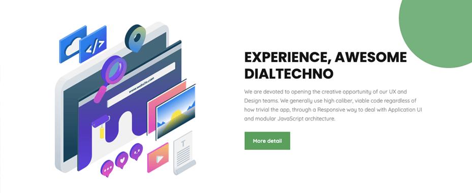 Dial Techno