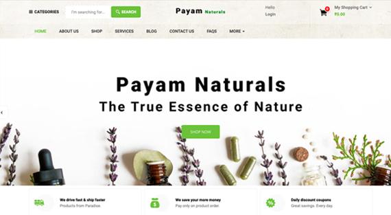 Payam Naturals
