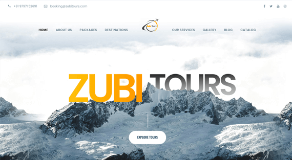 Zubi Tour and Travels